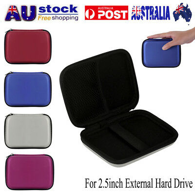 2.5inch Portable External Hard Drives Hard Shell Carry Bag Case For Seagate New
