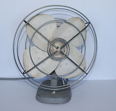 Vintage Mistral Two Speed Oscillating Fan GTW12-10 (Made in Australia)
