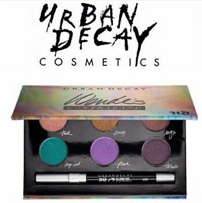 Valentine Makeup Kit Urban Decay Wende's Contraband Palette NIB + Free Gift