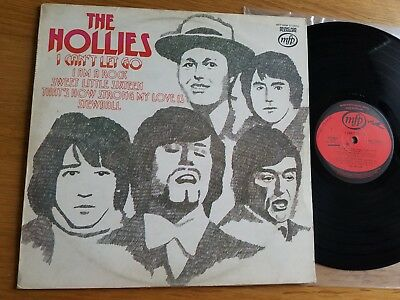 The Hollies - I Can'T Let Go UK Comp Allan Clarke Graham Nash 18.3ms Pop Psych