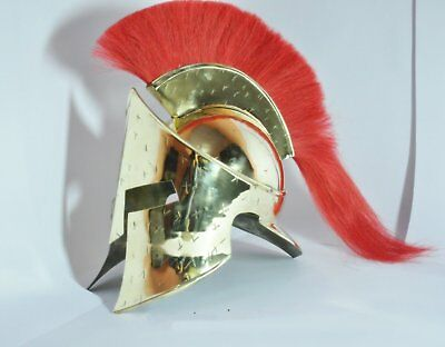 The King 300 Movie Spartan Leonidas Hm668 Lion-Heart 300 Spartan- Movie Helmet