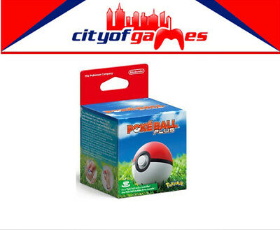 Pokemon Lets Go Pokeball Plus For Pokemon Go SWI New In Stock