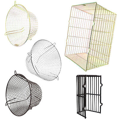 UNIVERSAL CCTV Camera Security Light Guard Alarm Box Square or Round Cover Cage