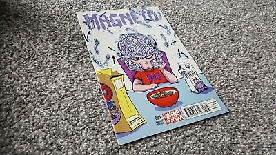 MAGNETO #1 of 21 YOUNG VARIANT (2014) MARVEL SERIES