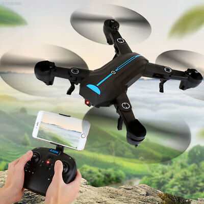 2AE9 2.0MP Quadcopter Aircraft One Key Take Off Speed Adjustable Drone