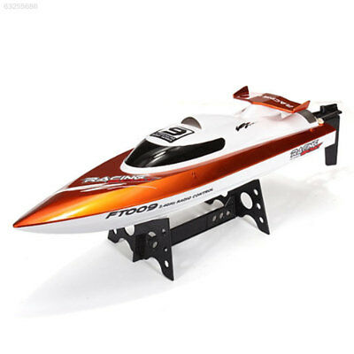 6509 Feilun FT0092 2.4G 30km/h High RC Racing Boat With Water Cooling System