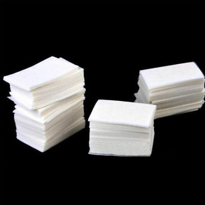 900 PCS Nail Art Wipes Acrylic Gel Tips Remover Tool Manicure Accessories Newly