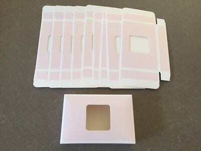 Tea Light Gift Boxes for Candle Making - purple or pink!!