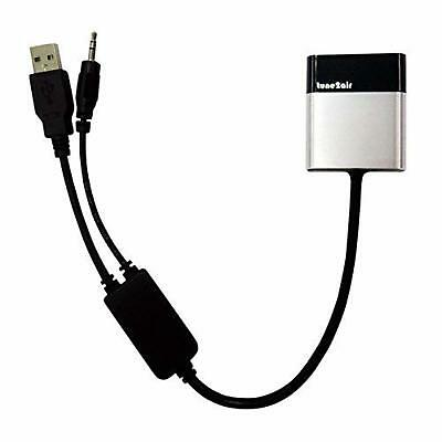Viseeo Tune2air Wma3000b Bluetooth Adapter for Streaming ipod iphone ipad to Bmw