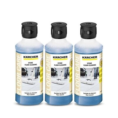 Karcher RM 537 (x3) Stone Cleaning Floor Cleaner- 500ml