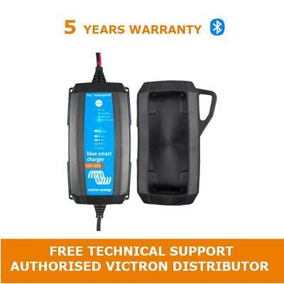 Victron Energy Blue Smart IP65 Battery Charger 12V 4A Package, Boat Car Leisure