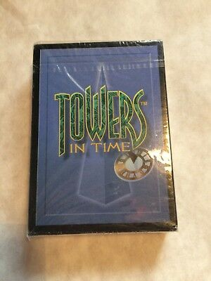 Towers in Time Starter Deck Sealed Limited Edition 1994