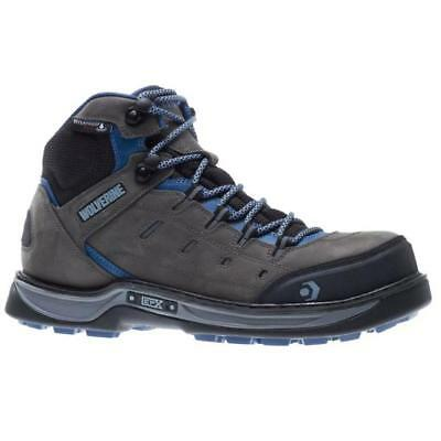 Wolverine Women's Edge LX Composite Toe Waterproof  Safety  Work Boots W10664