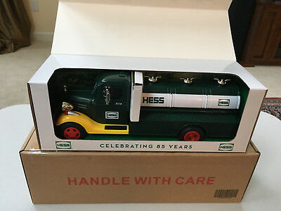 2018 HESS 85th Anniversary Collector's LIMITED Ed. 1st HESS Truck SOLD OUT!