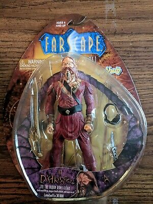 Farscape Ka D'argo Action Figure NIB Toy Vault 2000