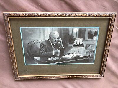 Antique Framed Medicine Advertisement DOCTER Reed&Carnrick 1905 Art Nouveau