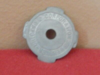 Webster Chicago Corporation Metal 45 Rpm Record Insert Adapters