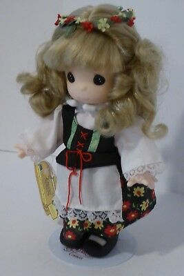 Precious Moments Children of the World Poland Sophie  #1516  w/ Tags Caitlyn