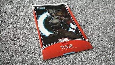 The Mighty Thor #700 Trading Card Variant (2017) Marvel Legacy