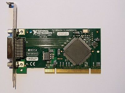 ... National Instruments PCI GPIB Karte TNT5004
