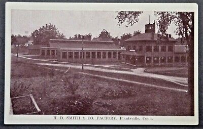 Plantsville CT View of the H.D. Smith Factory