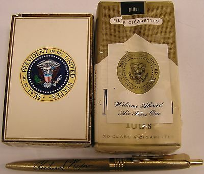 Air Force One President Nixon 3 Piece Rare Collection