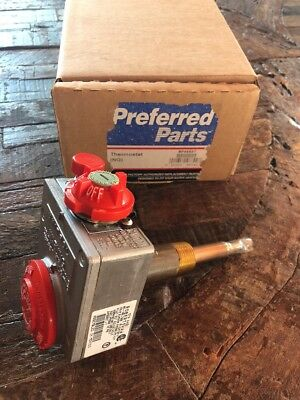 NOS Robertshaw Rheem Gas Valve SP8555T Thermostat Water Heater