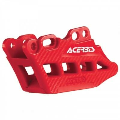 Acerbis Chain Guide Block 2.0  Red