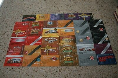Lot Of 35 Station Casinos Player's Slot Rewards Club Cards All Different