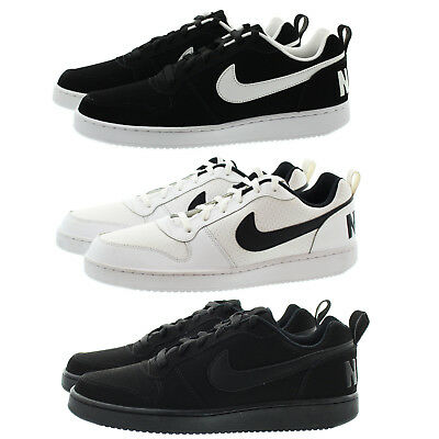 low priced 76aab 4cbfe Nike 838937 Mens Recreation Court Borough Low Top Basketball Shoes Sneakers