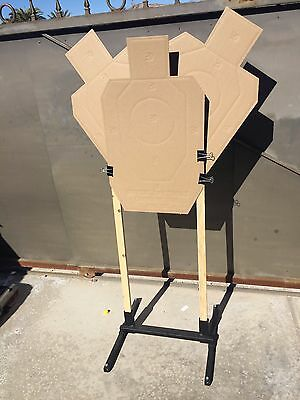 shooting target stand uspsa idpa 2 stands 44 00 picclick
