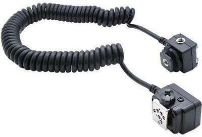 Xit XTSCN Heavy Duty Off-Camera Flash Cords that Stretch to 7.5-Feet for Nikon