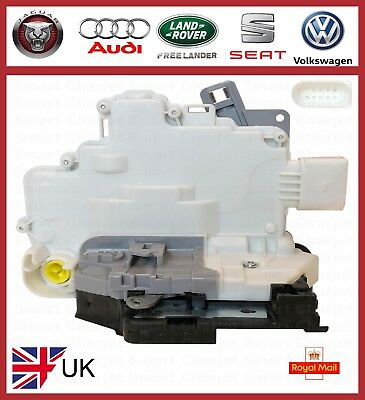 Audi A4 B8 2008-15 New Front Driver Side Right Door Lock Actuator 8J2837016A Rhd