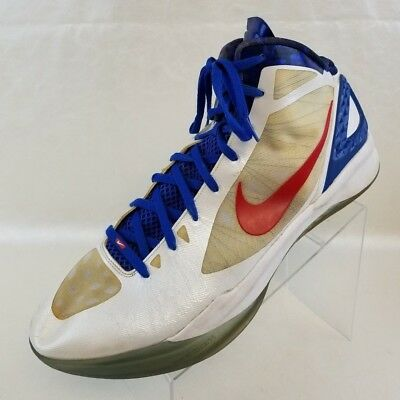 the best attitude 99a01 d8ce4 Nike Zoom Hyperdunk 2011 Blake Griffin Mens Basketball Shoes 487427 Size 18