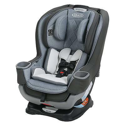 Graco Extend2Fit Platinum Convertible Car Seat in Hayden - NEW w/ FREE SHIPPING