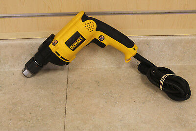 DEWALT DW511 1/2 in. Variable Speed Reversible Hammer Drill *Pre-owned*FREE SHIP