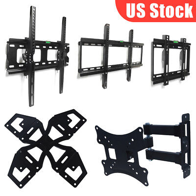 "Plasma Flat Tilt TV Wall Mount Bracket For 14-70 "" Inch US Stock Xmas Gifts"