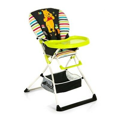 Hauck Mac Baby Deluxe Highchair Pooh Tidy Time NEW