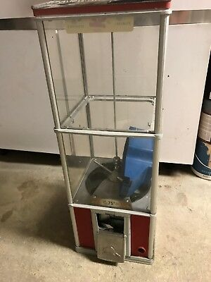 "Northern Beaver Vending Machine 2"" Capsule NO Coin Mech"