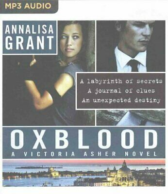 Oxblood by Annalisa Grant (CD-Audio, 2016)