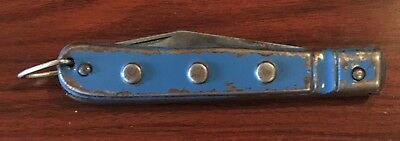 Rare Antique German Single Blade Pocket Knife - Free Shipping