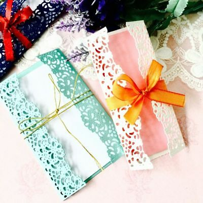Paper Card Lace DIY Cutting Dies Metal Stencil Scrapbooking Album Embossing Gift