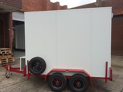 . 10 x 6 foot- Portable & Mobile - Walk in - Freezer Cool Room