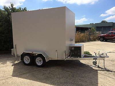. 10 x 6 foot - Portable / Mobile - Walk In Trailer - Multi Use - Cool Room