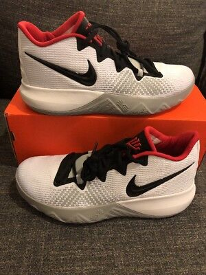 efca89d230eb Nike Kyrie Flytrap Basketball Shoes Red Black White AA7071-400 Unreleased  Sample