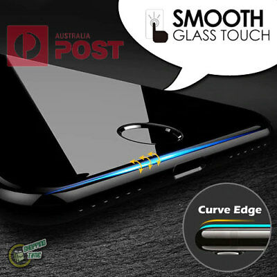 6D Curved Tempered Glass Screen Protector for Apple iPhone X iPhoneX 10 XS S