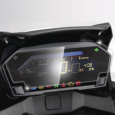 Dashboard Film Stickers Screen Protector for Honda NC700X NC750X 2016 2017 Clear