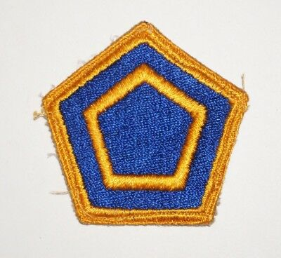 55th Infantry Division Ghost Phantom Patch WWII US Army P8149