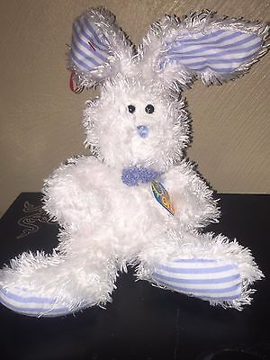 Ty 2.0 Hopsy Bunny (Small Dent In Ty Tag, Unused Code)