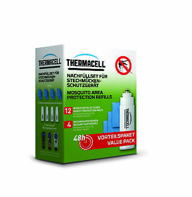 Thermacell Nachfüllpack 48h R-4 netto/net §